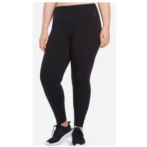 Danskin Women's Essentials Ankle Leggings. Size 3X